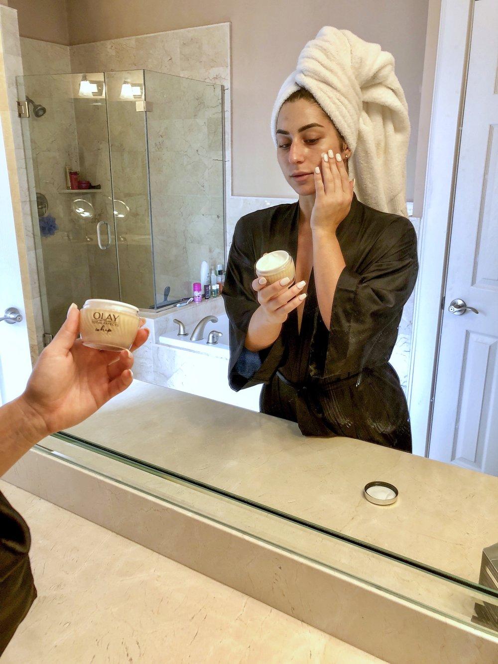 Cori Scherer Skincare Olay.JPG