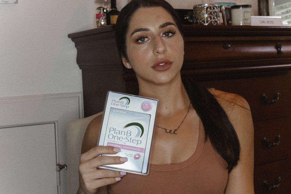 Cori Scherer women's health.JPG