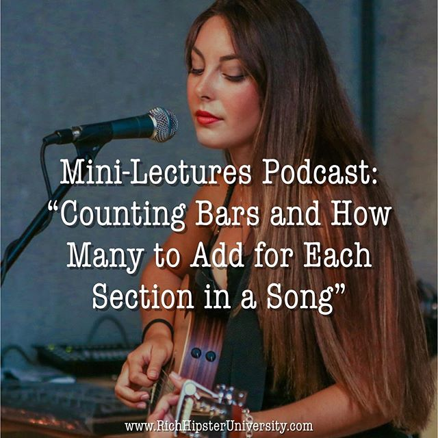 "Song Writers!!! New Podcast! LINK IN BIO! ✨ Would you like to finally understand what all the ""bar"" talk is in songwriting? ✨ Do you have trouble figuring out just how many bars to put in each verse, chorus and bridge? ✨ This pod-cast is PERFECT for the beginner song-writer who is perfecting their craft and looking for tools from the experienced. ✨ Get a pen and pad and take a listen to this second installment of ""Songwriting for Beginners"" w/Grammy Award Winning Chrisette Michele. ✨ LINK IN BIO ✨ For more information and mentorship info as well as this awesome podcast visit: www.RichHipsterUniversity.com . . . #songwriting #songwriter #lyricist #recordingartist #grammys #grammys2018 #grammyawardwinner #soulsinger #randbmusic #popmusic #hiphopmusic #rapmusic #guitarist #rhu #musicschool #musicartist #hooks #chorus #verse #bridge"
