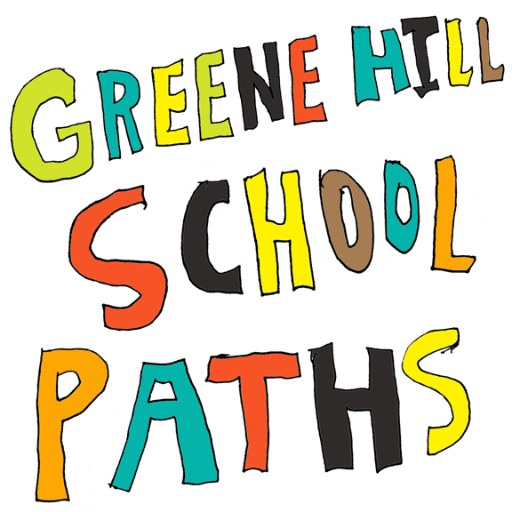 GREENE HILL SCHOOL PATHS