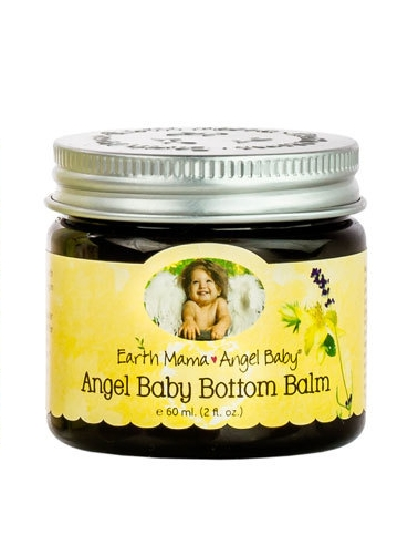 Earth Mama Organics    A popular brand for birth and postpartum, this Angel Baby Diaper Balm is gentle and effective.