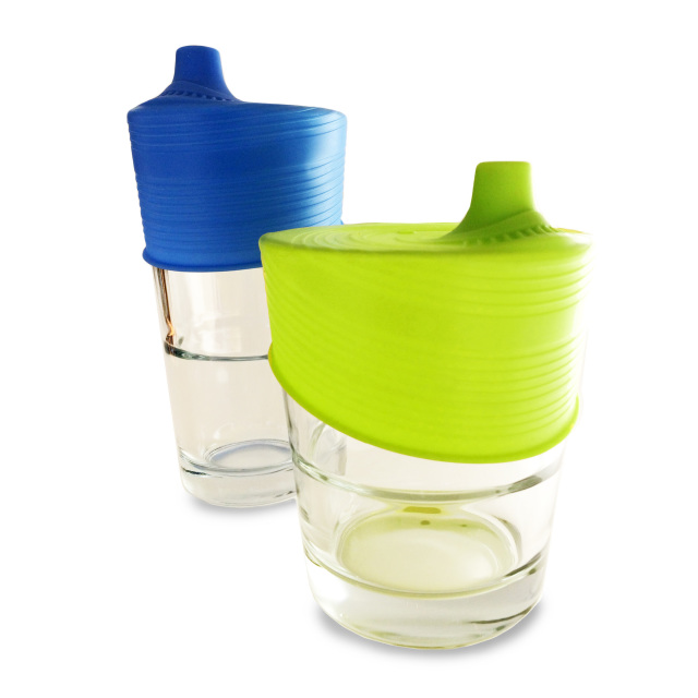 Silikids    The Siliskin® Sippy Top is a universal silicone top that stretches over and grips the top of any size cup while air suction keeps the top in place. We carry the universal straw tops, universal sippy tops and reusable silicone straws.