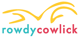 Rowdy Cowlick Chainstitch Embroidery