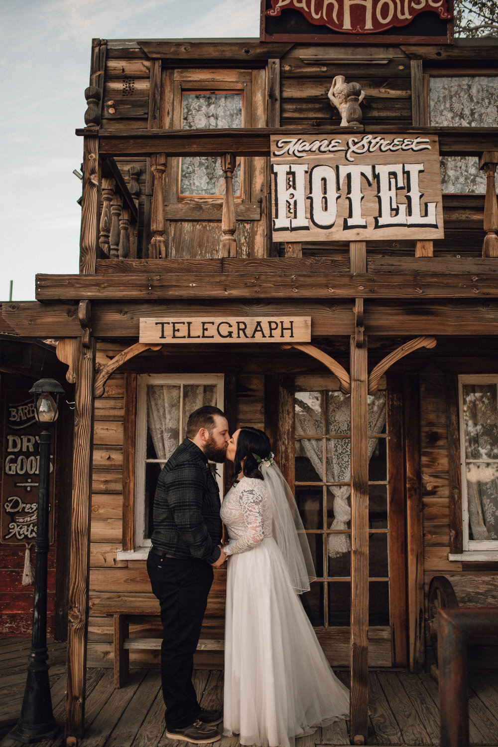 Kyle & Catherine - joshua tree