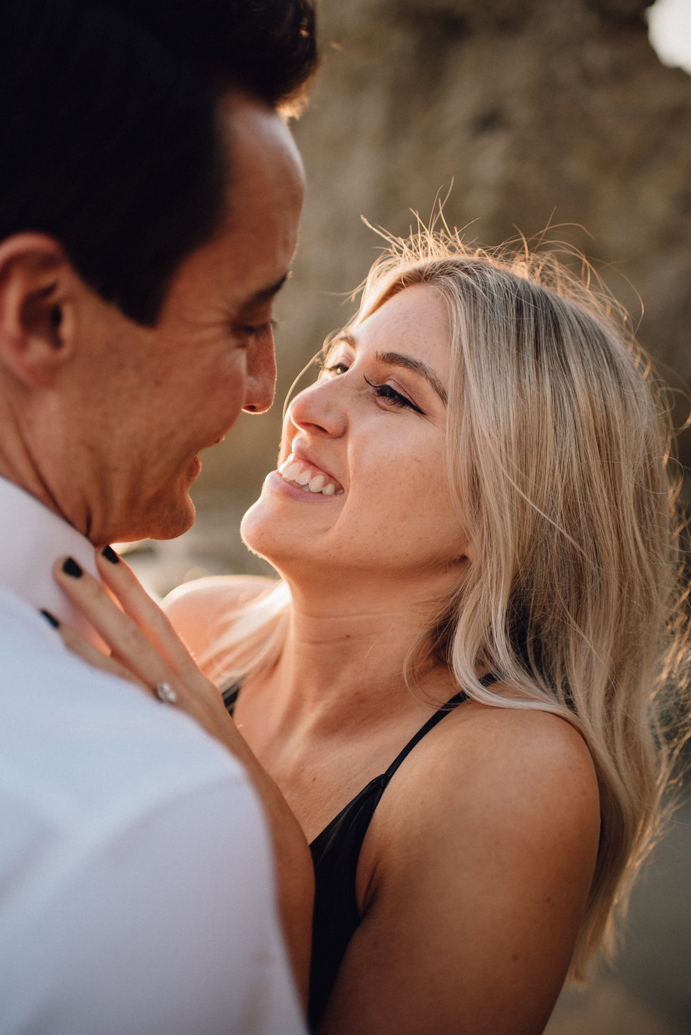 Josh & Madalyn - El Matador Beach