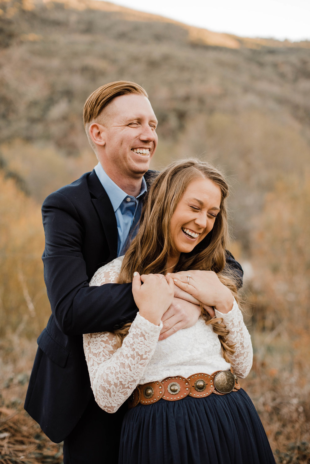Daniel & Kailey - thurman flats