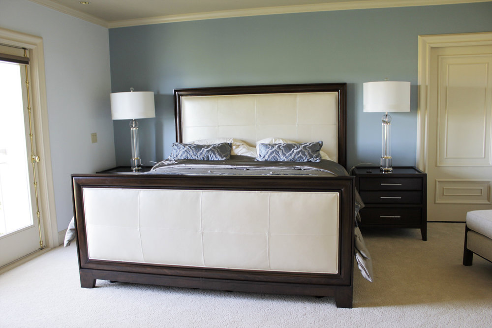 Custom Bed Frame Design Houston | Bedroom Furniture | COUCH