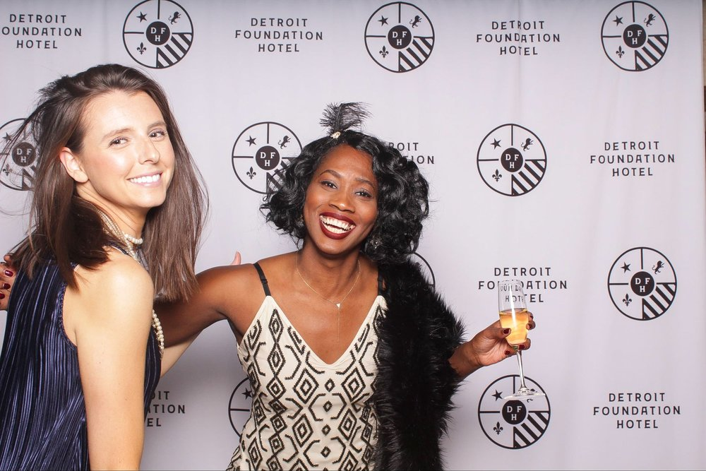 Detroit Foundation Hotel Roaring Good Time