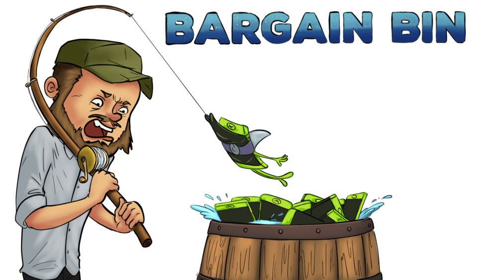Bargain Bin - A good game with a few problems, it's not worth picking up at full price, but it's worth buying when on sale.