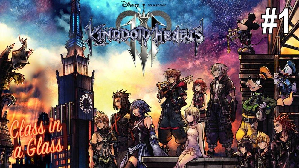 Twitch Livestream | Kingdom Hearts III – Part 1 | Xbox One