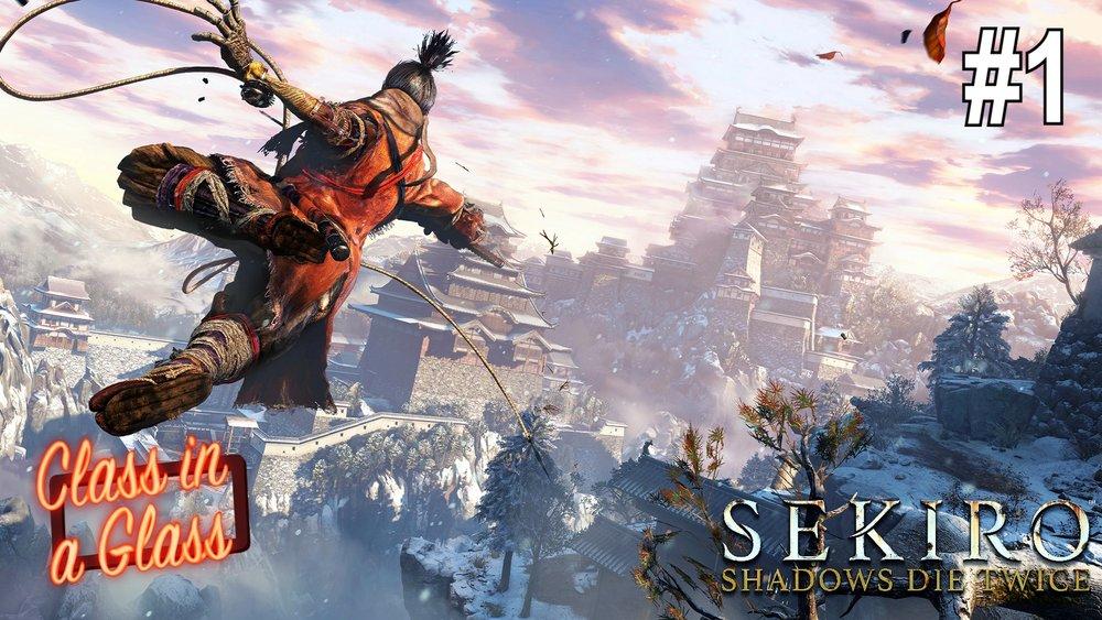 Twitch Livestream | Sekiro: Shadows Die Twice – Part 1 | Xbox One