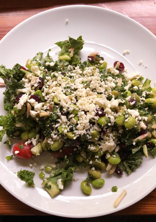 Salad from Trader Joe's