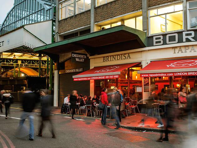 Cafe Brindisa