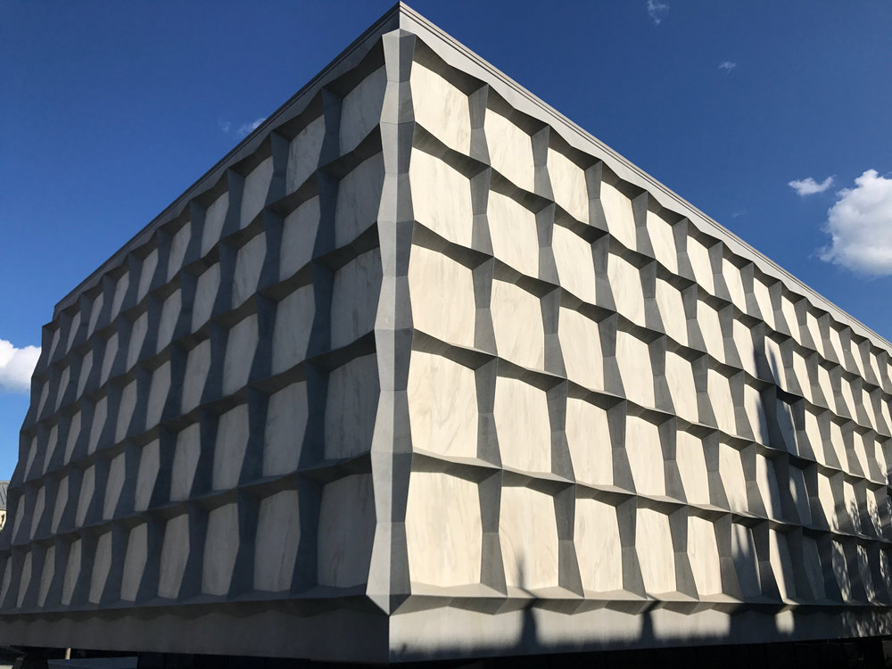 yale's rare book library -