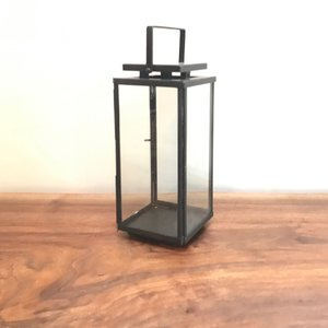 Black Copper Lantern | Contact for pricing
