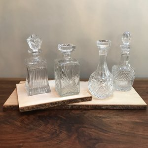 Decanters | Contact for pricing
