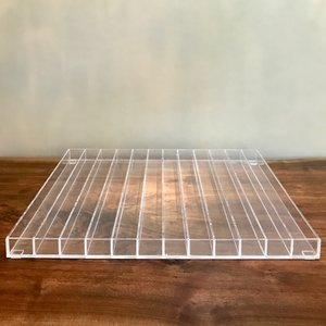 (3) Acrylic Bon Bon Trays | $40 each