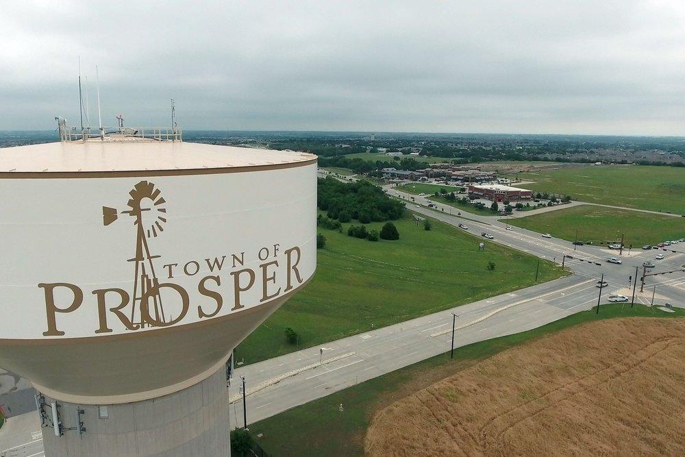 First St. & N Preston Rd. - Prosper, TX