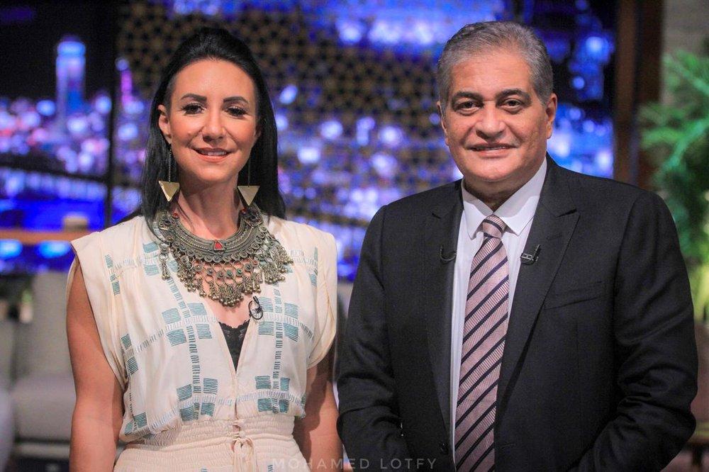 Osama Gamal, DMC TV