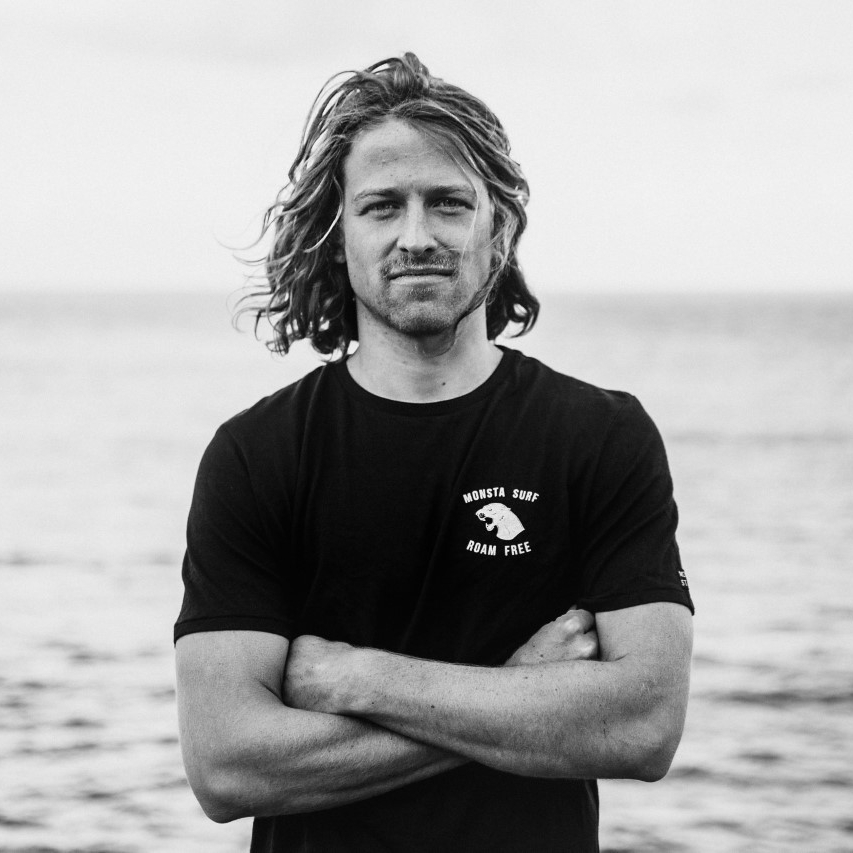 #15 Cam Greenwood    Founder of Monsta Surf     Main Discussion     #   Quickpods