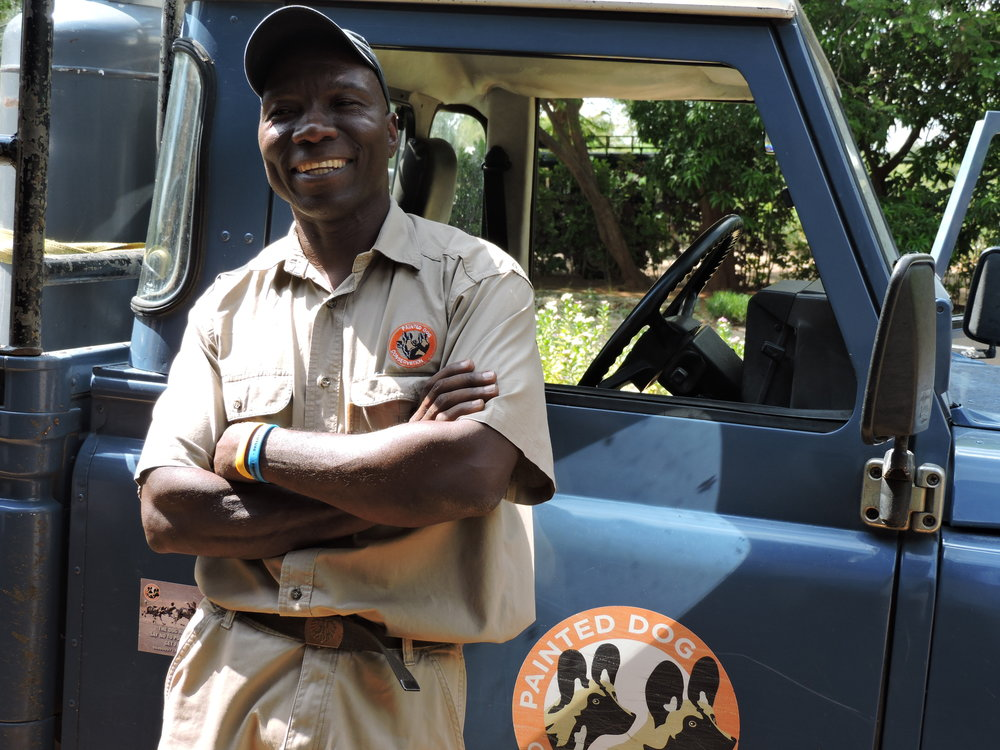 Dominic Joe Nyathi - Conservation and Community Liaison Manager