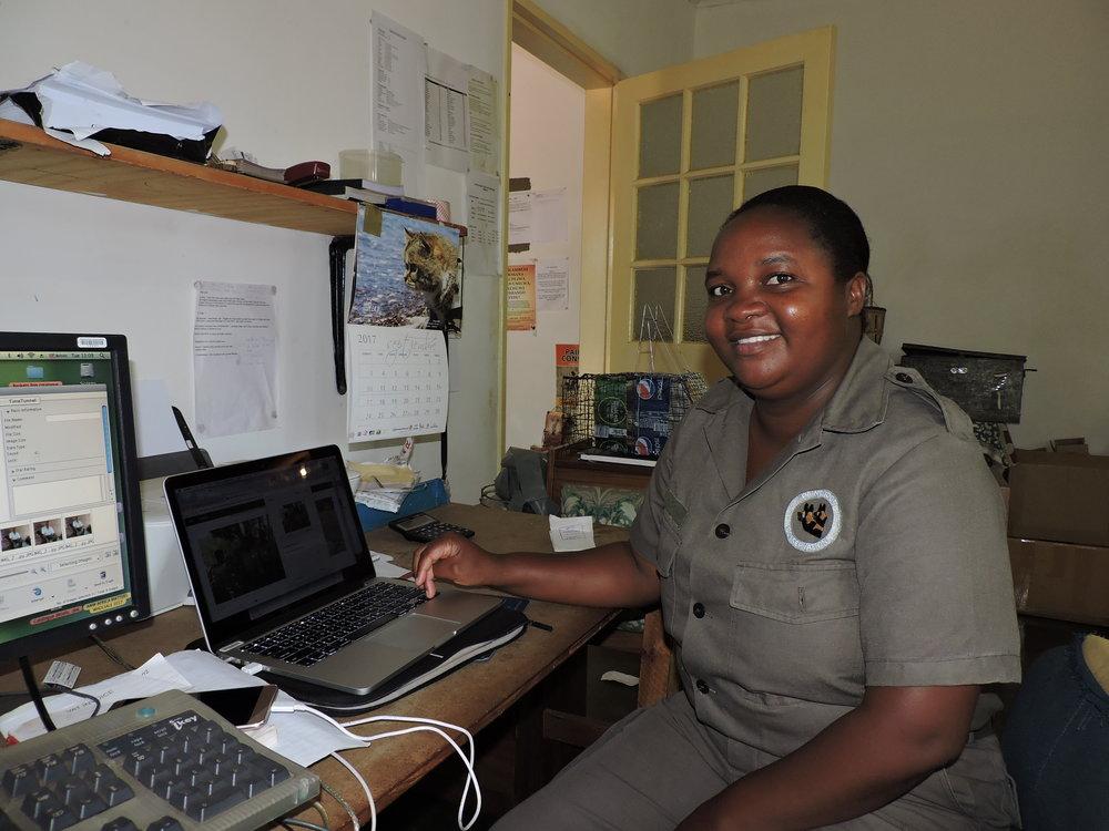 Itai Moyo - Iganyana Arts Centre Clerk