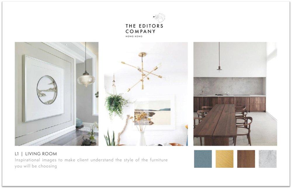 Three Design Ideas   3 Design Ideas To Capture The Design Direction