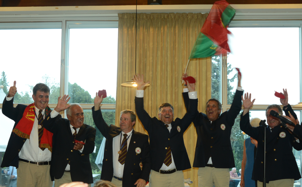 Cup 3rd place Portugal