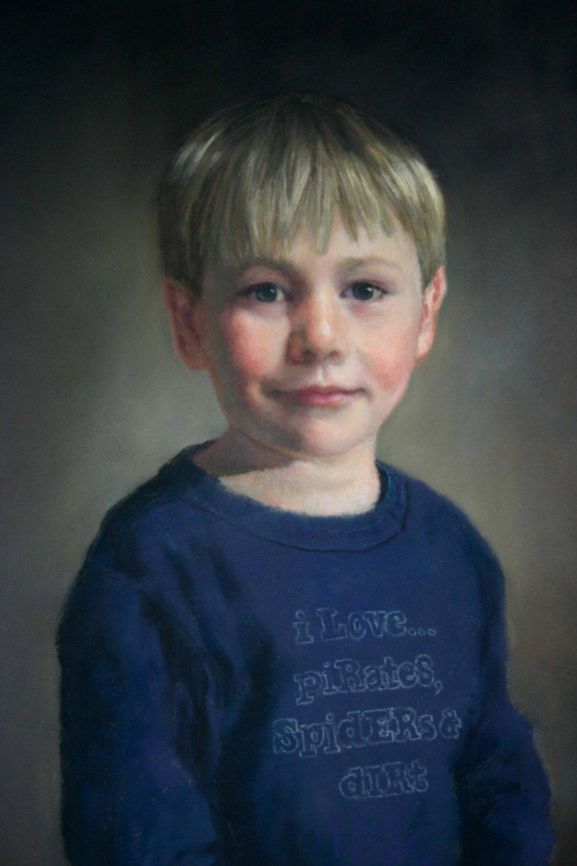 Henry - Pastel