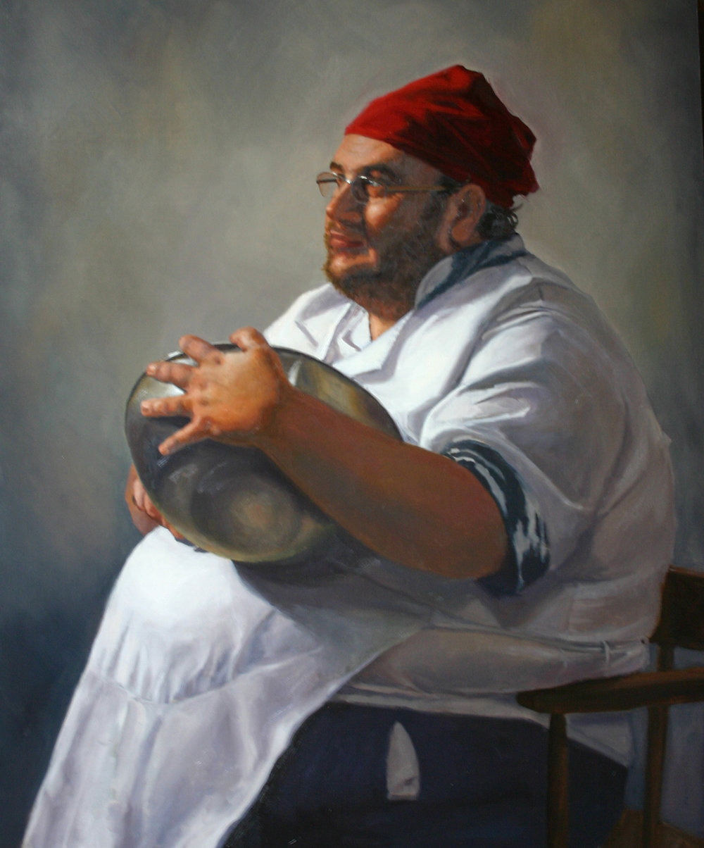 The Chef - Oil