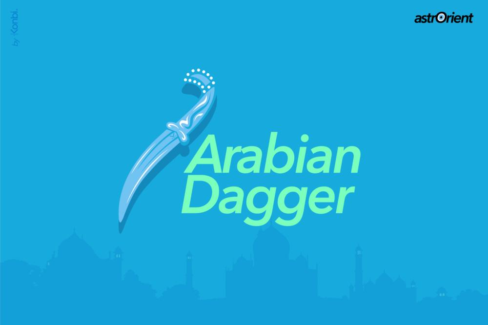 Arabian Dagger