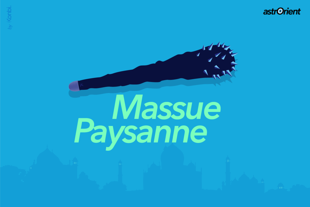Massue paysanne
