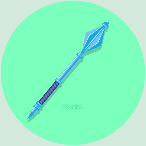 Maza de hierro - Horóscopo árabe por astrOrient © Konbi