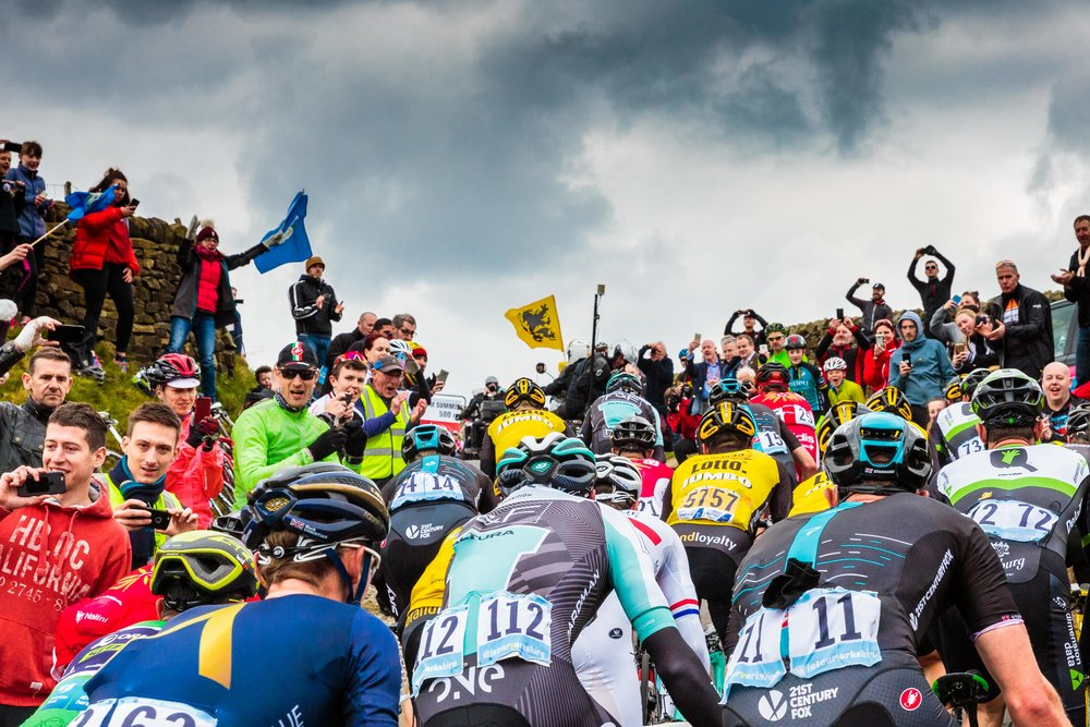 Tour De Yorkshire 2017 Cote De Lofthouses