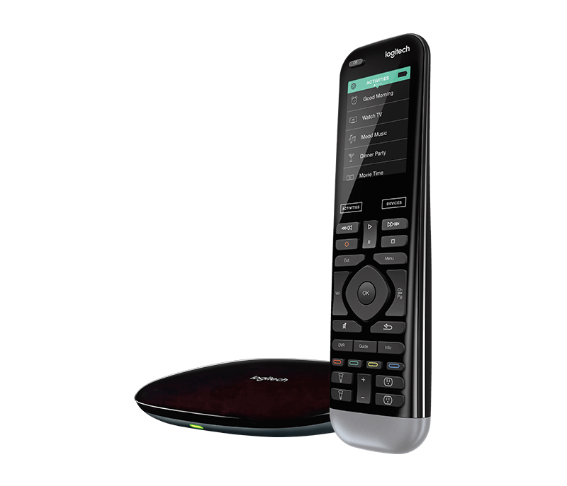 Too Many Remotes? - Let's simplify your living room.  Have one remote that controls your entire entertainment setup, turning the tv on can be as simple as a single button press.