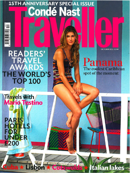 Condé Nast Traveller - October 2012-p.png