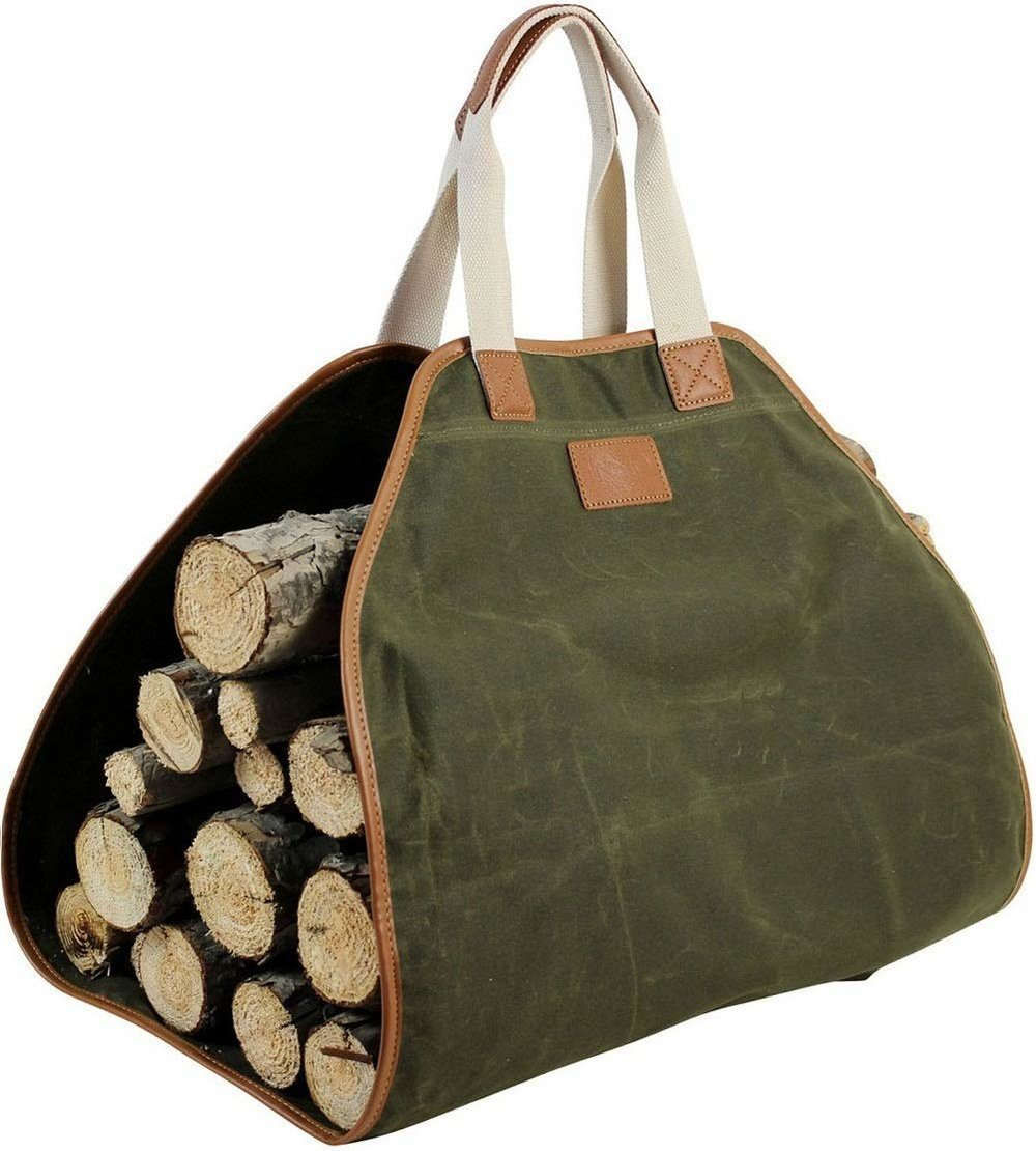 gifts for homesteaders canvas fire wood carrying bag.jpg