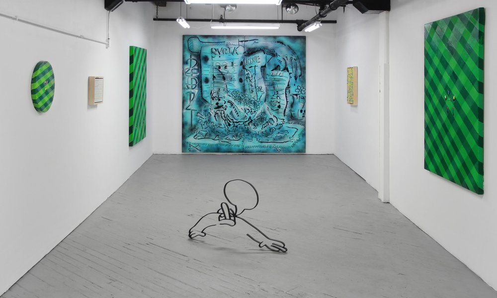 Destroy Your Eyes - Nick Fagan, Boyang Hou, James McPherson - May 2018