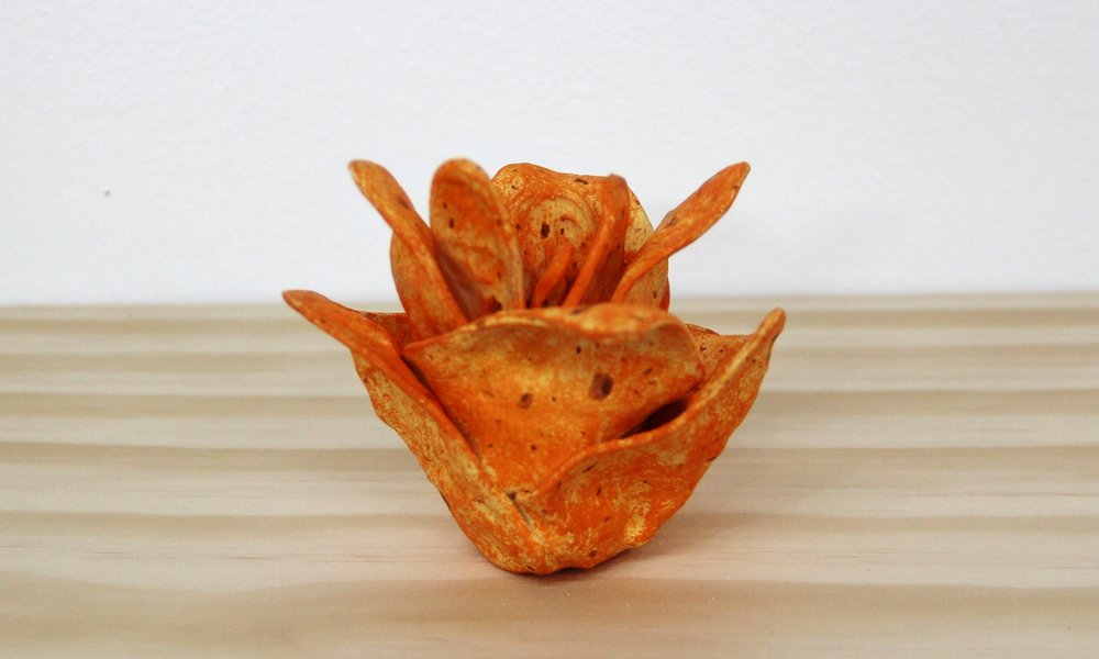 Flavored Tortilla Chip Rose