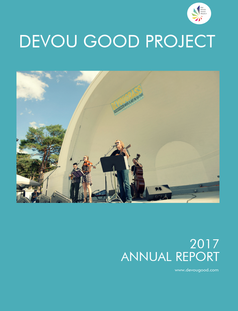 Read what we accomplished in 2017 and get a preview of 2018 in our annual report.