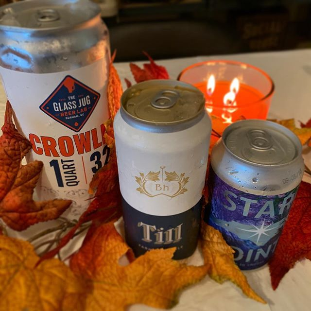 Happy Thanksgiving! May your turkey be paired with beer from the Triangle of NC! 🍻🦃 #thanksgiving #trianglebeer