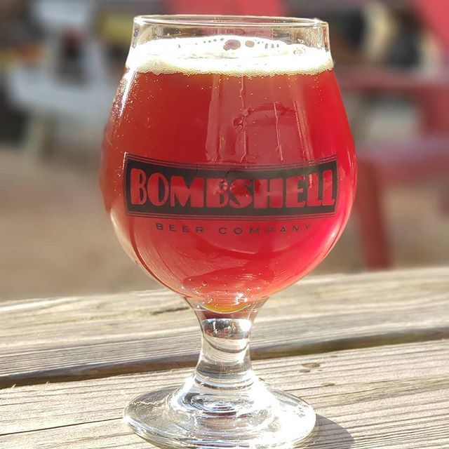 Bombshell Beer Company, in Holly Springs, is celebrating FIVE years Saturday the 25th! You won't want to miss this party! #trianglebeer