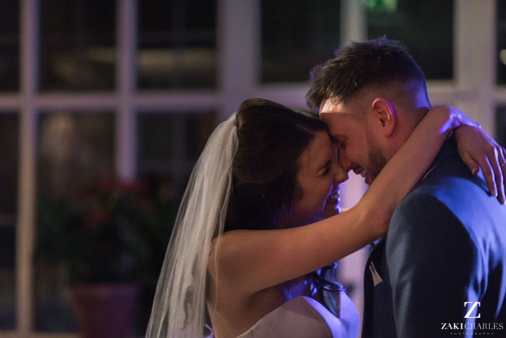 The Bay Tree Hotel first dance
