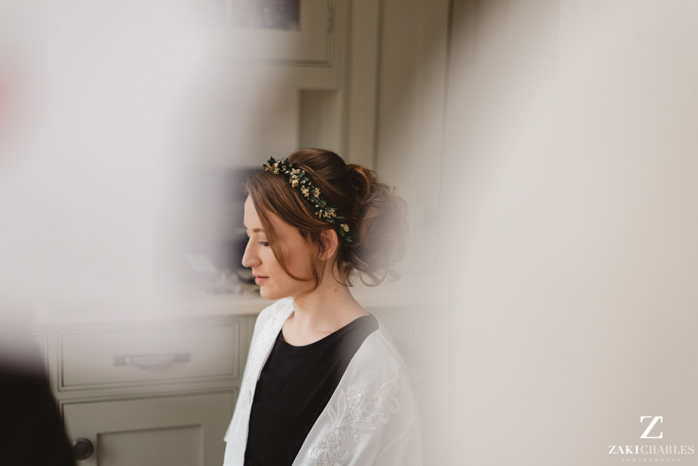 Oxfordshire bridal hair and makeup