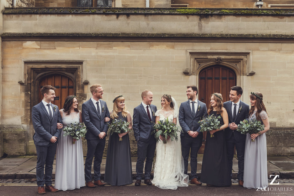 Oxfordshire wedding photogrphy