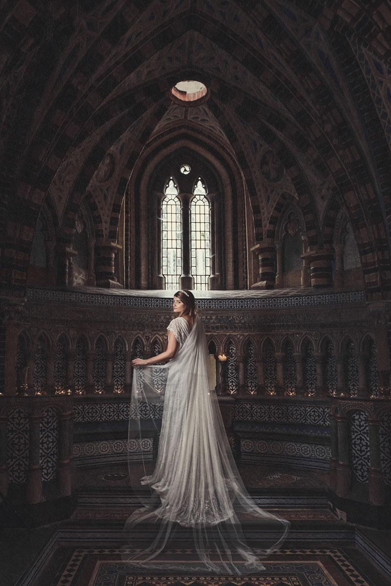 Horsley Towers Weddings alter photo