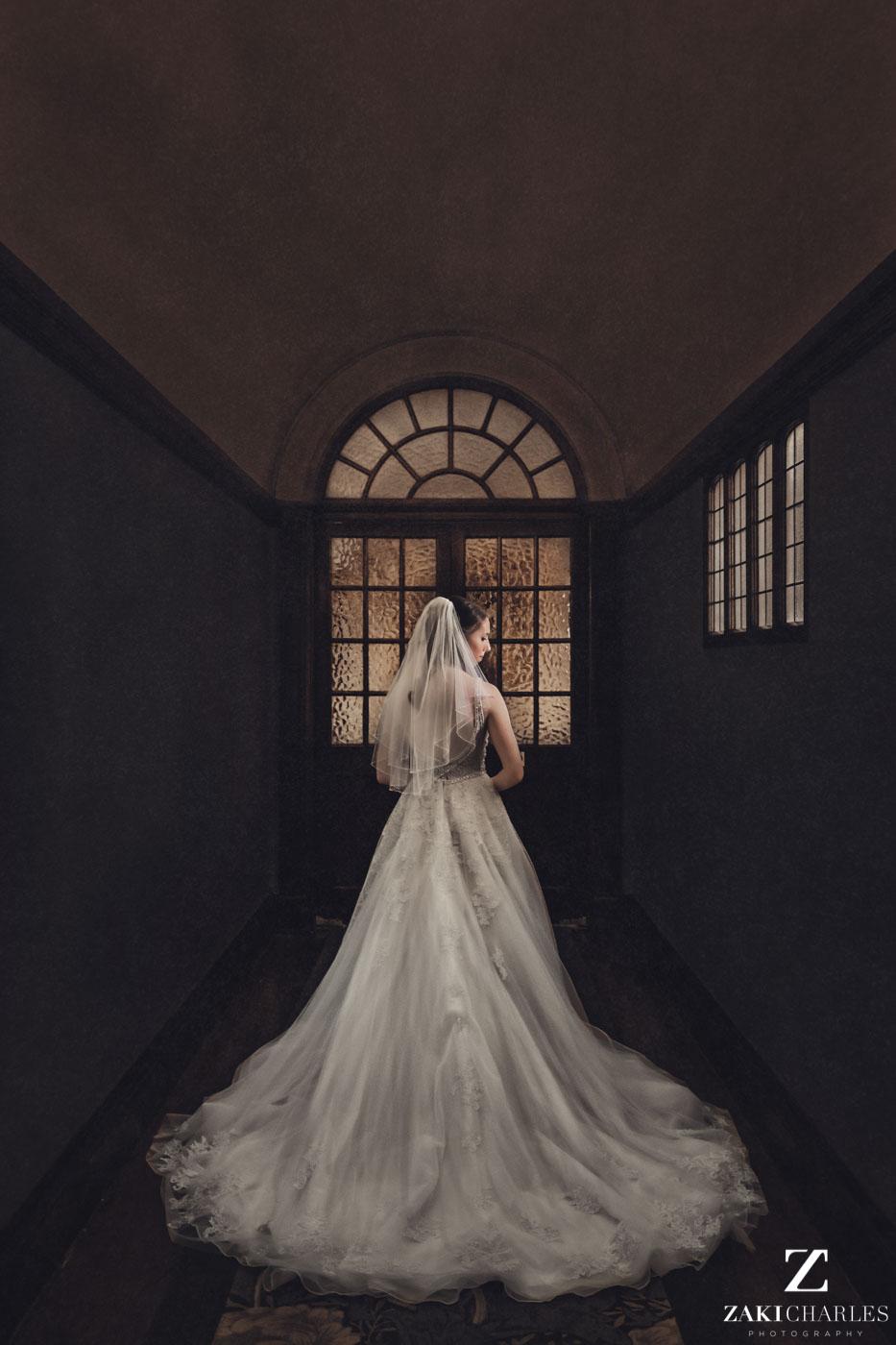 Fine art wedding photography at Eynsham Hall 1