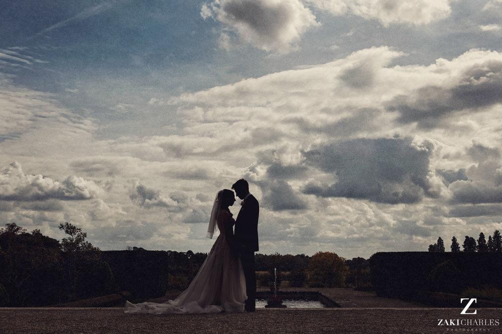 Fine art wedding photography at Eynsham Hall 2