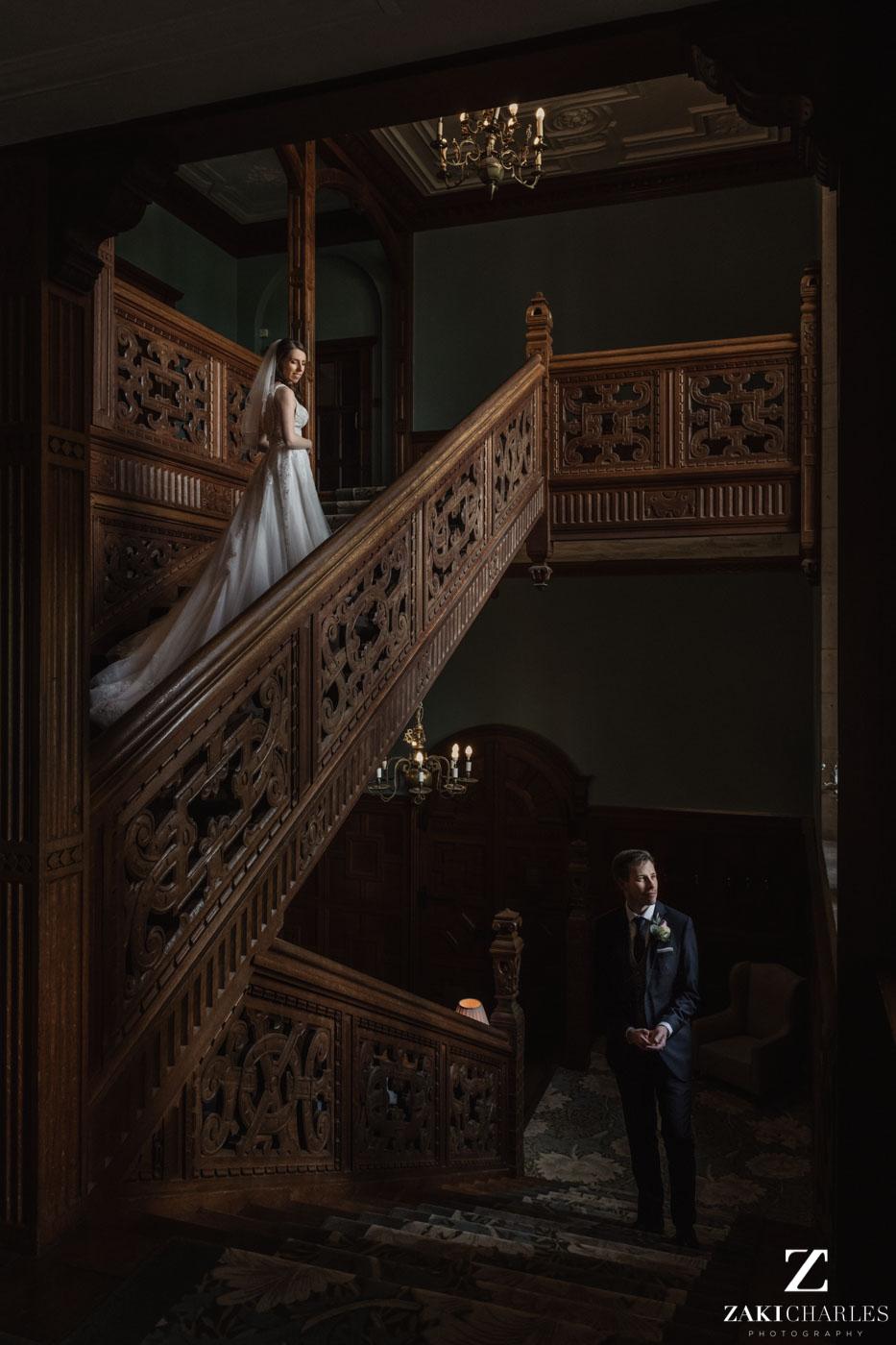 Fine art wedding photography by Zaki Charles 1