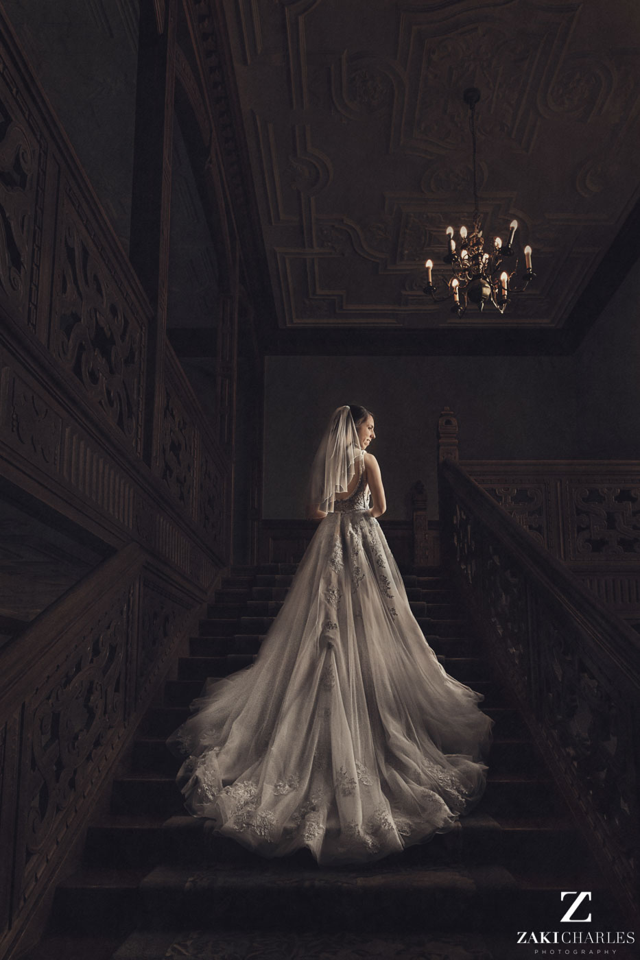 Fine art wedding photography by Zaki Charles 2